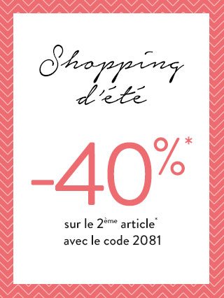 Shopping d'été